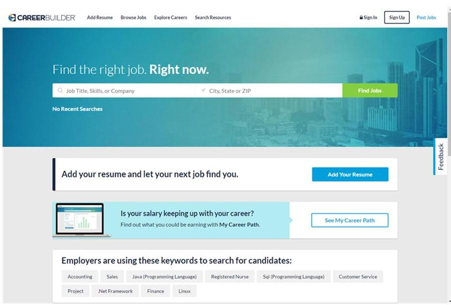 8 best job search sites for job seekers